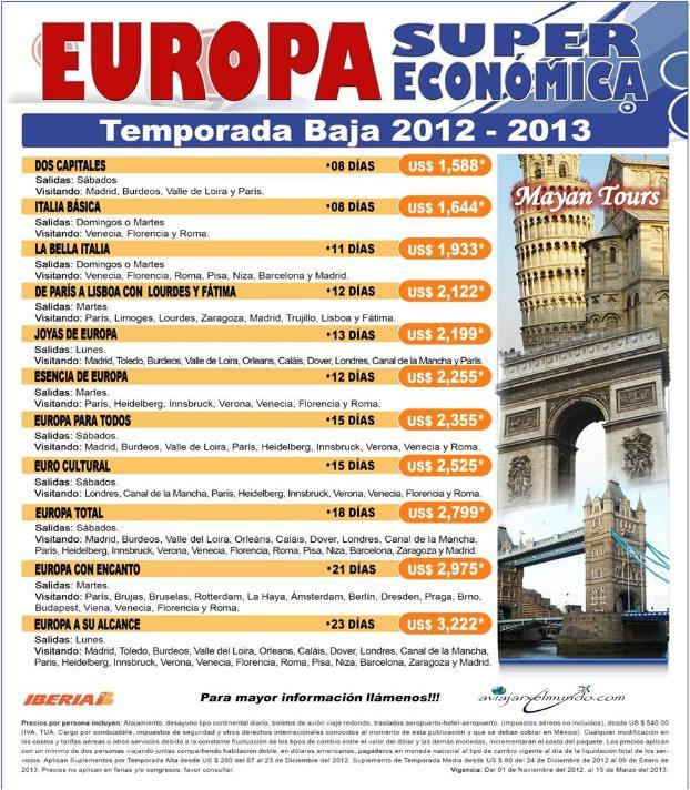 Paquetes A Europa 1 Paquetes A Europa Viajes A Europa